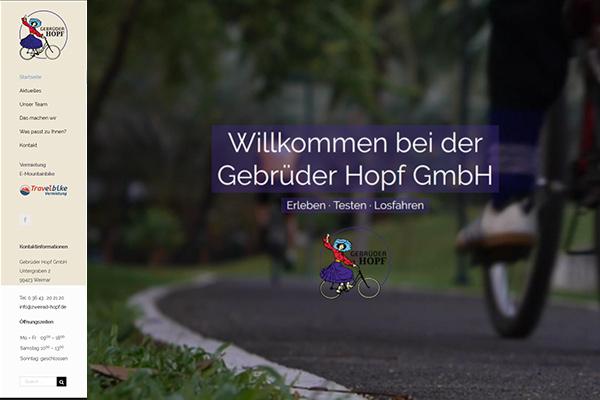 Zweirad Hopf